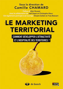 Revue espaces le marketing territorial comment for Revue marketing