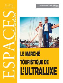 Le marché touristique de l'ultraluxe