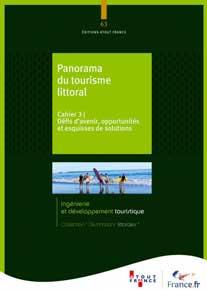 Panorama du tourisme littoral - Cahier 3