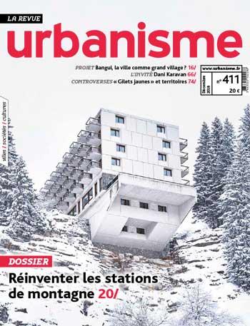 Revue Urbanisme 411 [Réinventer les stations de montagne]