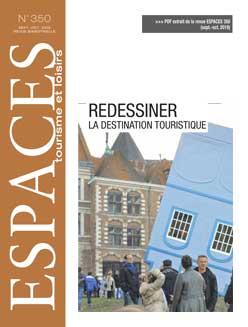 Revue Espaces Mots Cles Tourisme