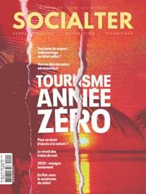 Tourisme année zéro. Numéro spécial de la revue Socialter