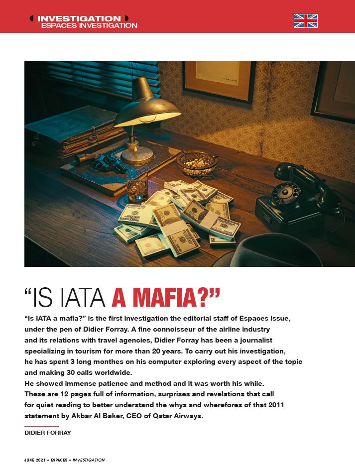 """""""Is IATA a mafia?"""""""