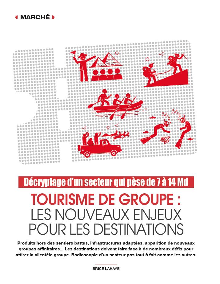 Tourisme de groupe : les nouveaux enjeux pour les destinations