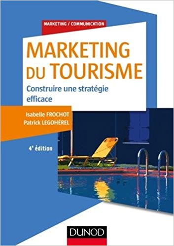 Ouvrage Marketing Du Tourisme 4e D